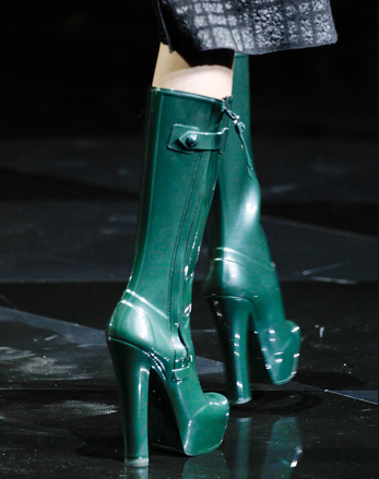 online retailer 2b138 9acfd High Heel Rain Boots